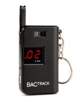 BACtrack Keychain Breathalyzer, Portable Keyring Breath Alcohol Detector