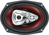 Boss Audio CH6950 6-Inch x 9-Inch 5-Way Speaker