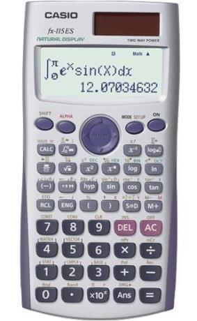 Casio Scientific Calculator FX-115ES PLUS
