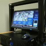 Instalación y configuración de consola/DVR