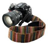 EOREFO CORREA DE CUELLO CAQUI CORREA PARA LA CÁMARA BOHEMIA HOMBRO CUELLO VIDEOCÁMARA UNIVERSAL Correa para correa para todas las cámaras DSLR Nikon Canon Sony Olympus Samsung Pentax Fujifilm Colorido