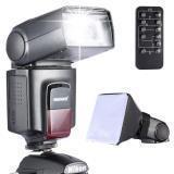 Flash Profesional Neewer® Speedlite TT520 para Canon, Nikon, Olympus, Fujifilm y todas las cámaras digitales con zapata de montura estándar