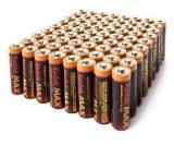 Baterías Kodak MAX AA Alcalina, paquete de 24 unidades
