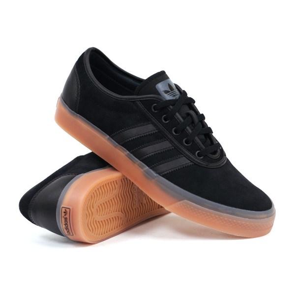 zapatillas adidas hombre suela marron