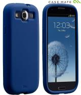 Estuche Case-Mate Para Samsung Galaxy S3 Suave - Azul de cobalto