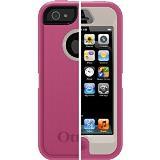 Estuche OtterBox Defender para iPhone 5 Rosado