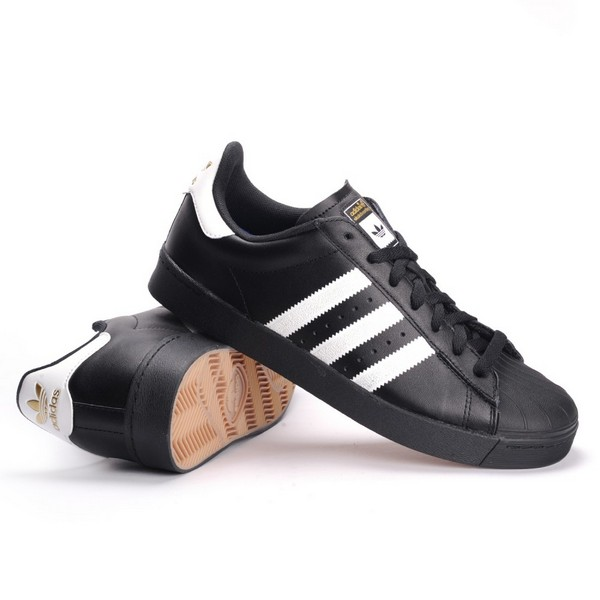 Adidas Superstar Negroblanconúcleo Tenis Negro Vulc Advnúcleo Ybygv76f