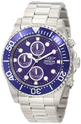 Invicta Men's 1769 Pro Diver Collection Chronograph Watch