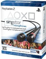 Playstation 2 SingStar Wired Microphones