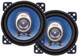 Pyle PL42BL 4-Inch 180 Watt Two-Way Speakers