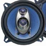 Pyle PL53BL 5.25-Inch 200 Watt Three-Way Speakers
