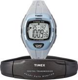 Timex T5J983 Midsize Digital Fitness Heart Rate Monitor Watch