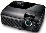 ViewSonic PJD5122 SVGA DLP Projector -120Hz/3D Ready, 2500 Lumens, 3000:1 DCR